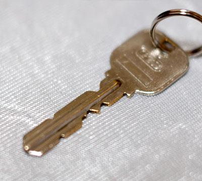 鍵を紛失してしまった